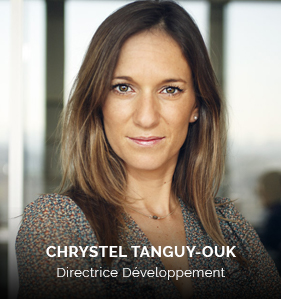 Chrystel Tanguy-Ouk, Directrice Développement Madis Phileo