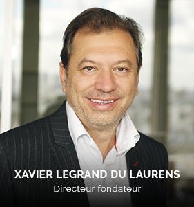 Xavier Legrand, Fondateur de Madis Phileo