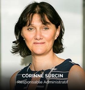 Corinne Surcin, responsable administratif Madis Phileo