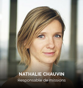 Nathalie Chauvin, Responsable de missions Madis Phileo