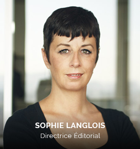 Sophie Langlois, Directrice Editorial Madis Phileo