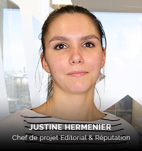 Justine Hermenier Madis Phileo